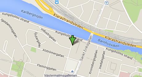 Karta - Fridhemsgatan 68